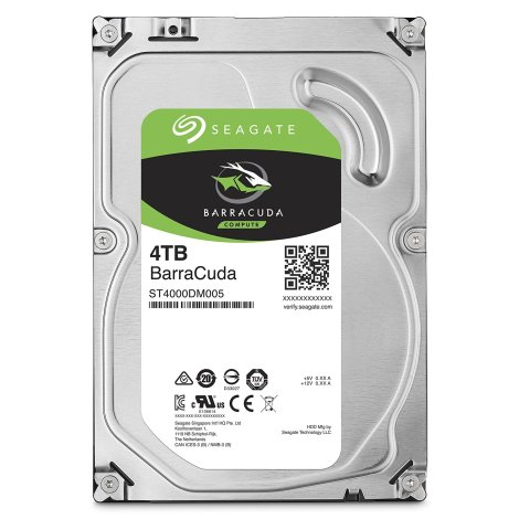"""SEAGATE Disque dur interne 3.5"""" 4To (ST4000DM005) (HDDSEA013)"""