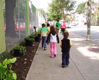 enfants centre-ville