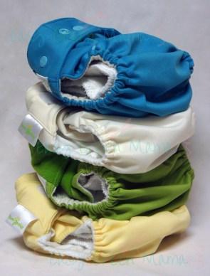 diaper stack