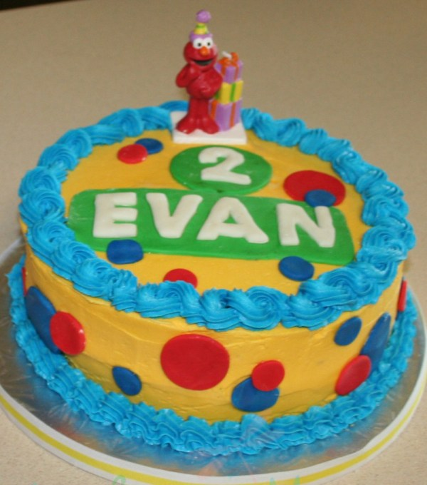 Elmo Cake! DIY Elmo Party with Free Printables