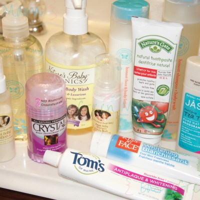 Why Choose Organic Personal Care Products?