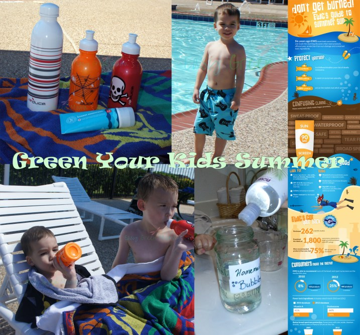 Green Kids Summer