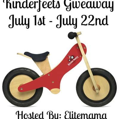 Kinderfeets Giveaway July 1st-22nd