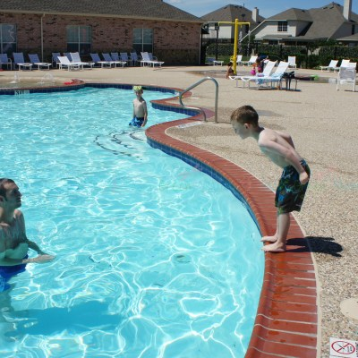 Wordless Wednesday- Jump In!