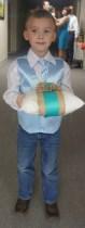 DIY Ring Bear Pillow