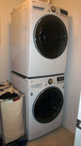 LG Front Load Wash/Dryer