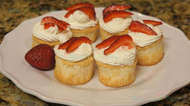 Angel Food Cupcake Gluten Free Recipe