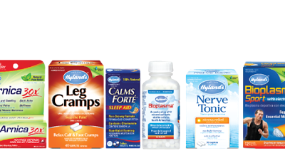 Hyland's Homeopathy Gift Basket Giveaway