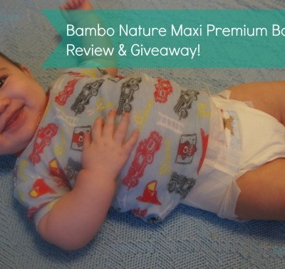 Bambo Nature Baby Diapers ~ Review