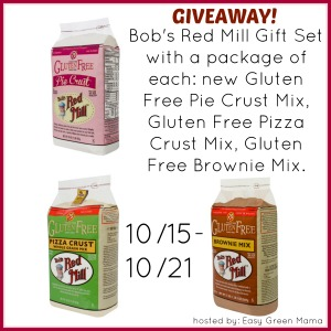 Bob's Red Mill Giveaway