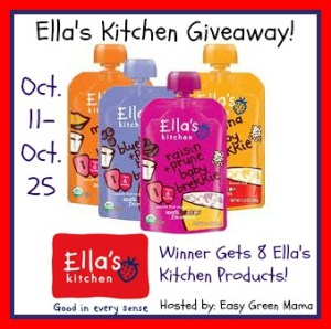 ella's kitchen giveaway