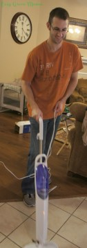 Reliable Steamboy Steam Mop