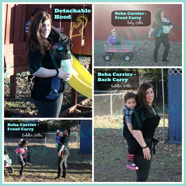 Boba 4G Baby Carrier Review