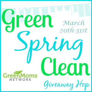 Blogger Signups Open for the Green Spring Clean Giveaway Hop