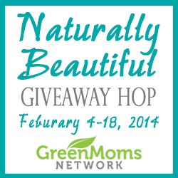 Bloggers Signup The Naturally Beautiful Giveaway Hop