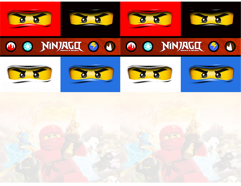 DIY LEGO NINJAGO PARTY with Free Printables Rays of Bliss – Ninjago Party Invitations