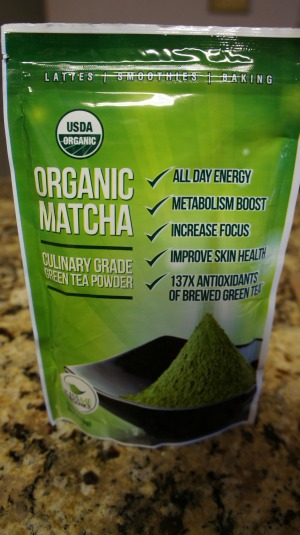 Organic Matcha- Green Tea Powder By KissMe Organics