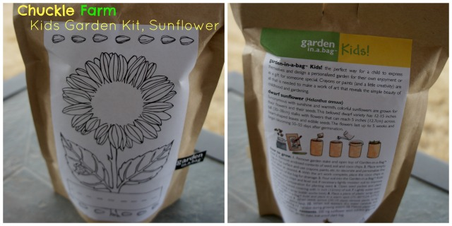 ​Kids Garden Kit, Sunflower