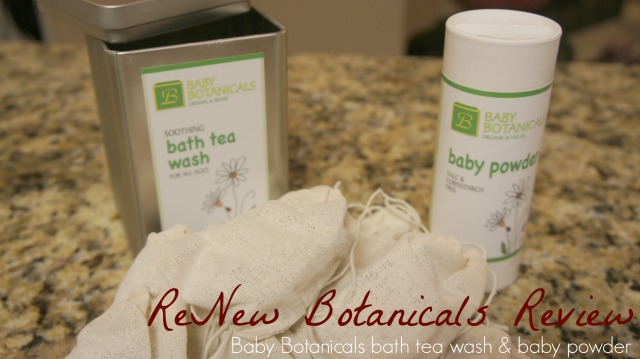 Baby Botanicals Review
