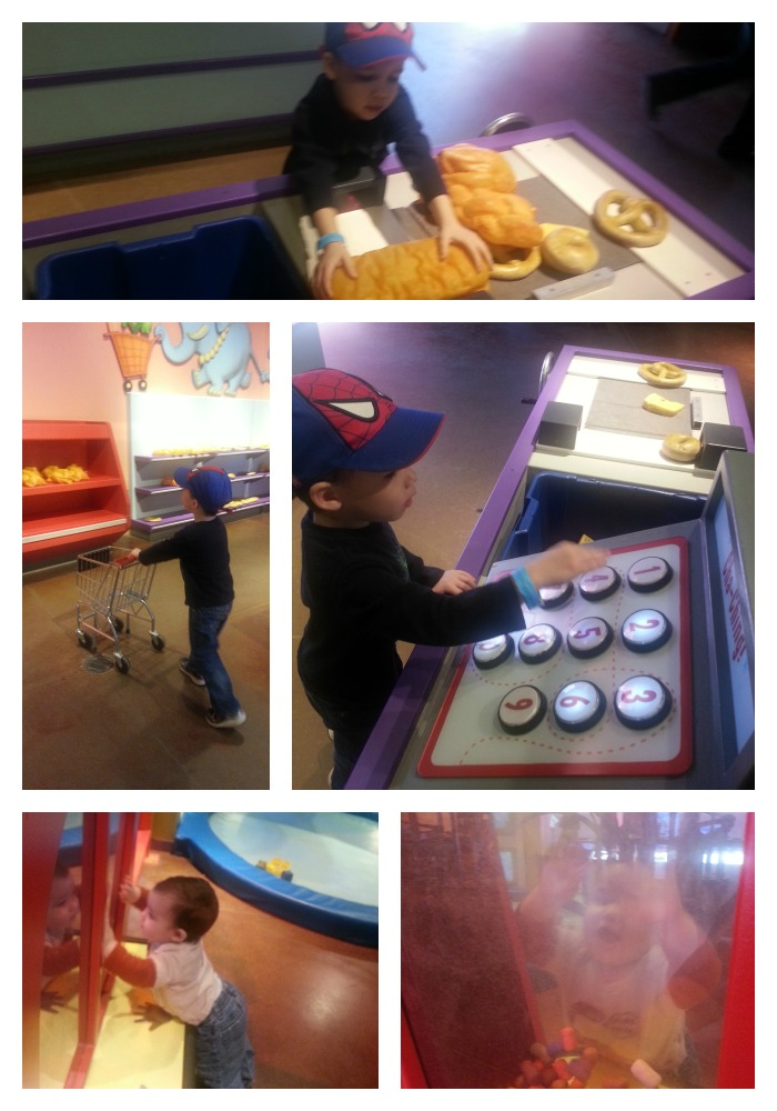 Kids Museum Collage