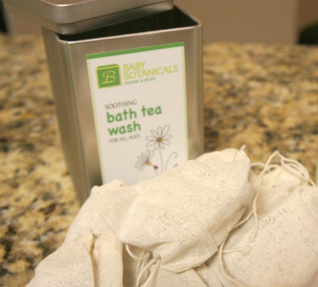 Bath Tea Wash