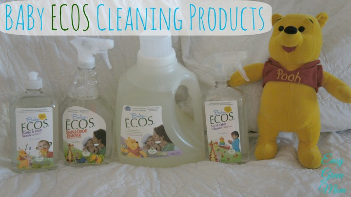 Disney Baby ECOS Cleaning Products