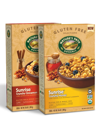 Nature's Path New Gluten Free Flavors!