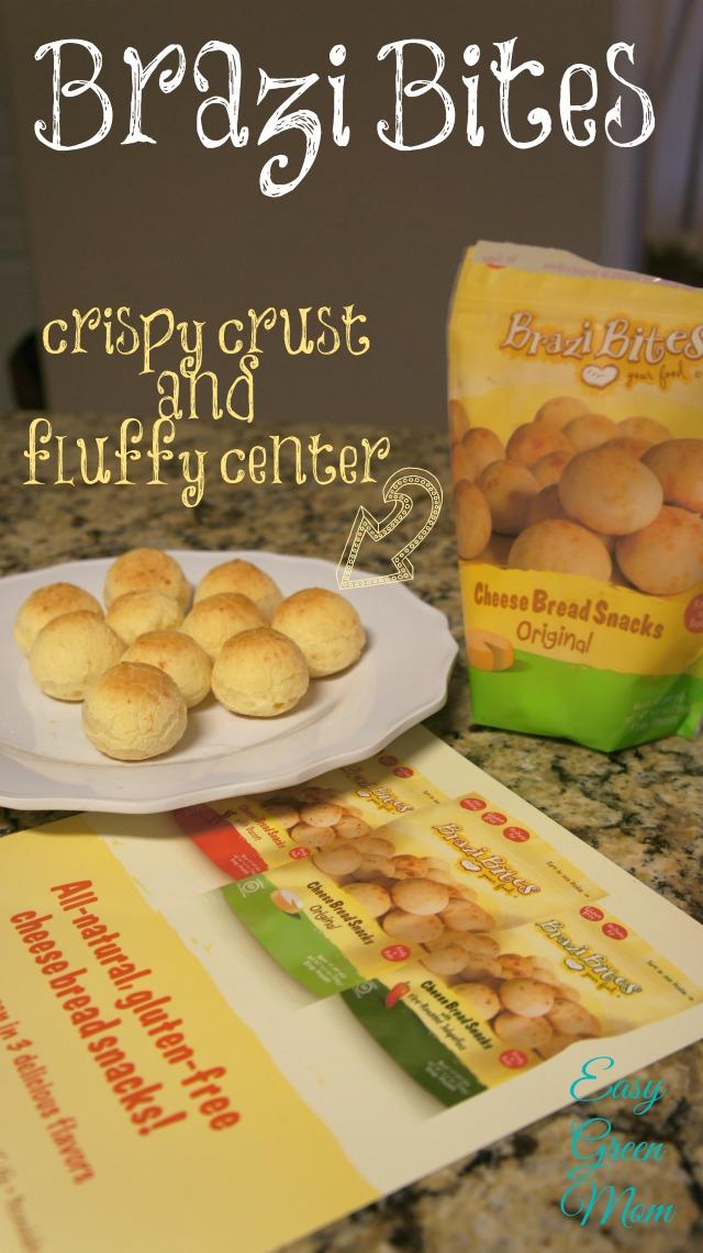 Brazi Bites crispy crust and fluffy center