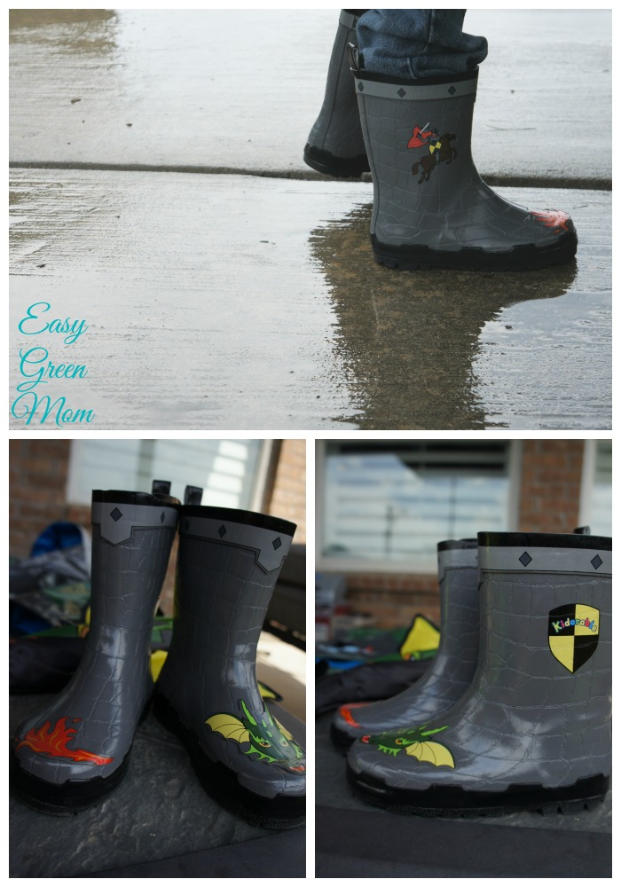 Kidorable Rainboots
