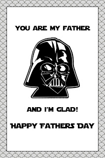 You are my Father Kit from They Are Crafty.