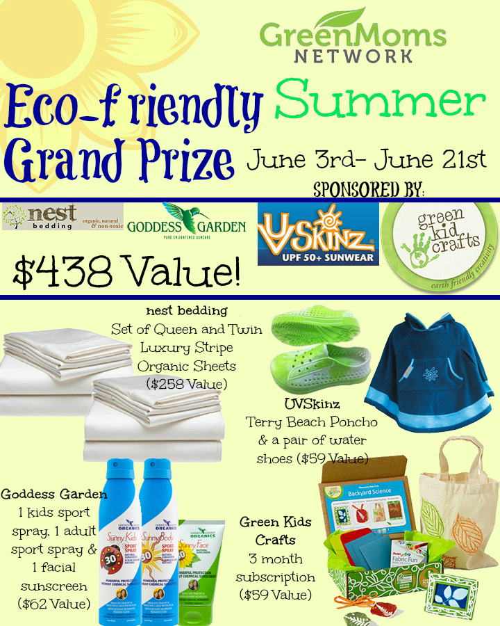 ecofriendly summer grand prize image