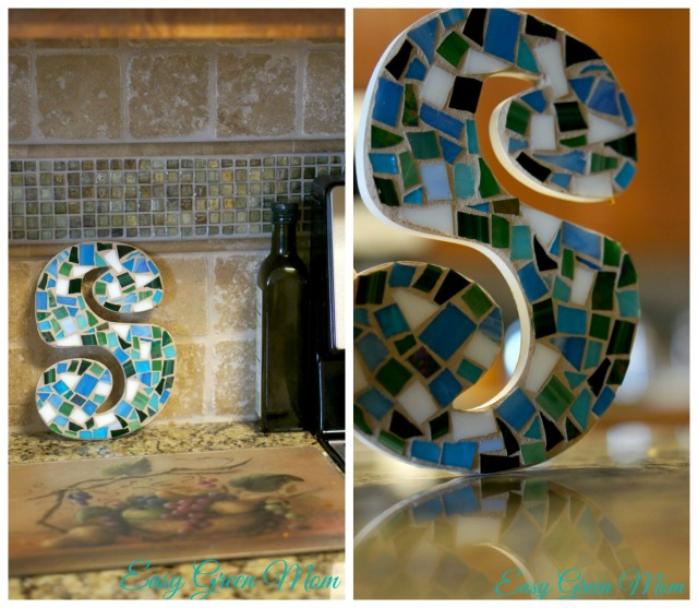 Mosaic in my kitchen