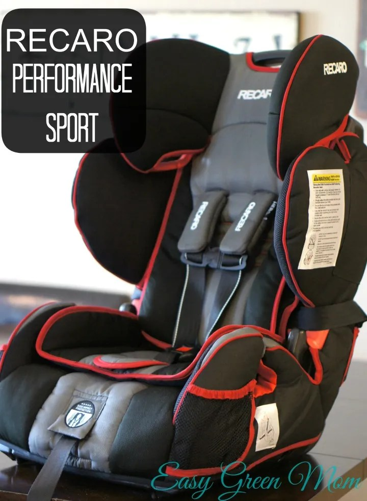 Recaro Performance Sport >> Recaro Performance Sport Harness To Booster Car Seat Review Rays