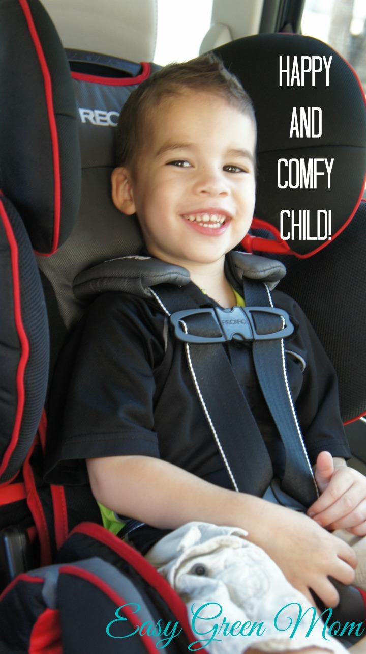 RECARO Comfy Car Seat