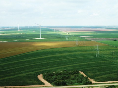 Arcadia Power wind project in Texas.