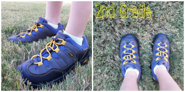 KEEN Pagosa Low WP in MagnetGolden Yellow