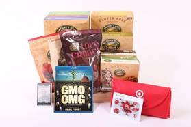 Non-GMO prize pack