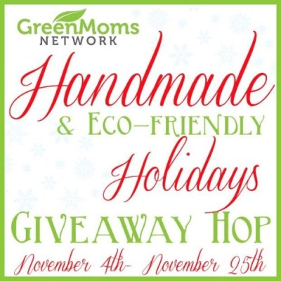 Blogger Signups for the Handmade & Eco-Friendly Holidays Giveaway Hop