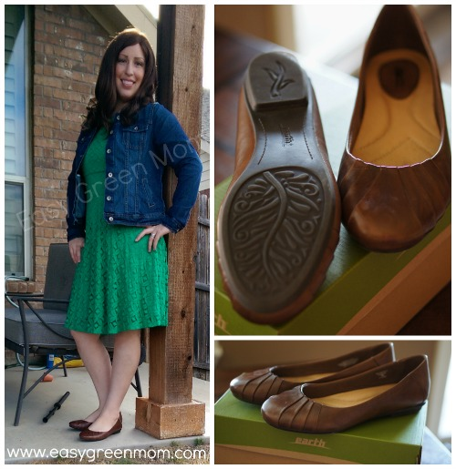 Earth Footwear Review from rays of bliss