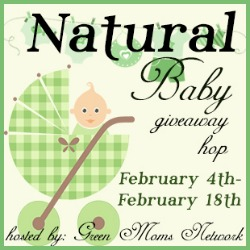 Blogger Sign Ups Natural Baby Giveaway Hop