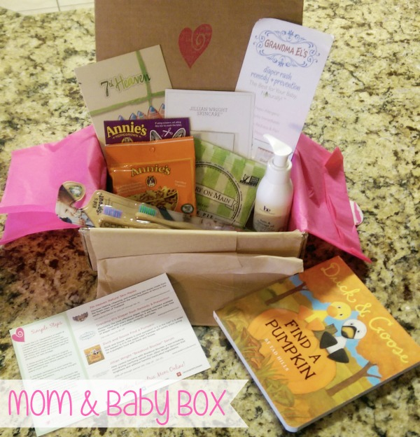 Ecocentric Mom & Baby Box Subscription Service