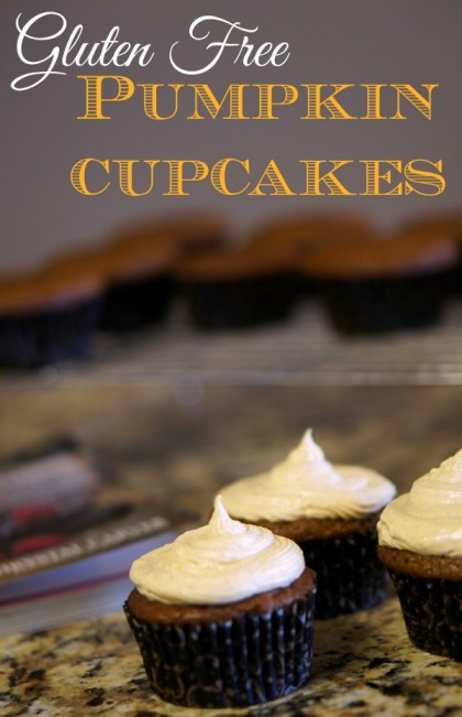 Gluten Free Pumpkin Cupcake By Chrystal Carver, Sweet & Simple Gluten-Free Baking Irresistible classics in 10 ingredients or less!