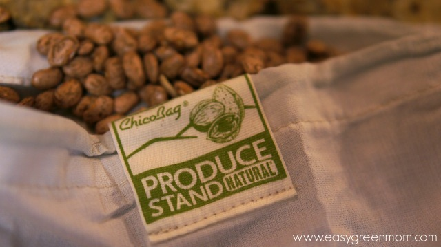 Produce Stand Natural Fiber from ChicoBag