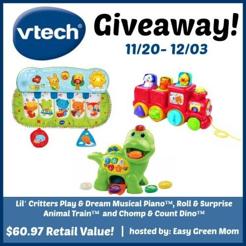 vtech giveaway