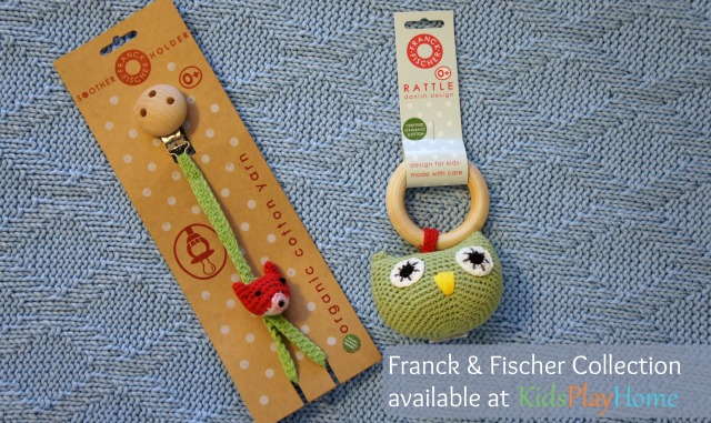 Franck & Fischer Review ~ New Collection at KidsPlayHome
