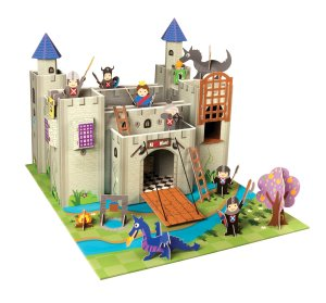 Arthur Knights Castle Playset