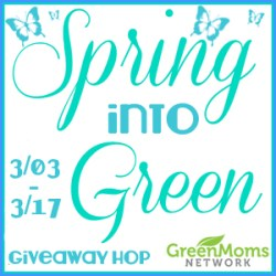 Spring into Green Button