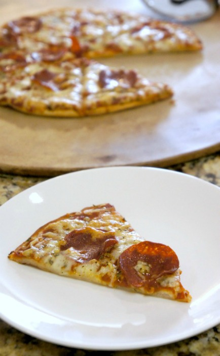 Udi's Gluten Free Uncured Pepperoni Pizza ~ Gluten Free for less at Walmart