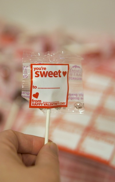 YumEarth Organic Pops Valentine