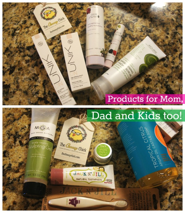 The Choosy Chick Products for Mom, Dad and kids!